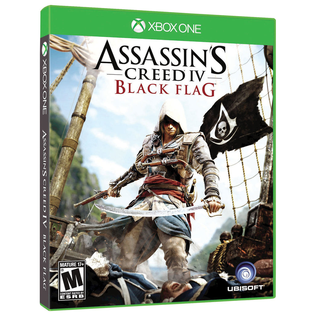 Assassin's Creed IV Black Flag XB1