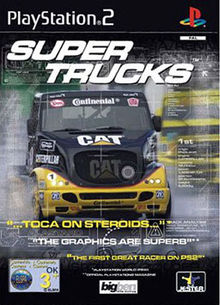 Super Trucks Racing