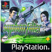 Syphonfilter 2