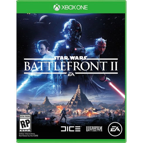 Star Wars Battlefront II XB1
