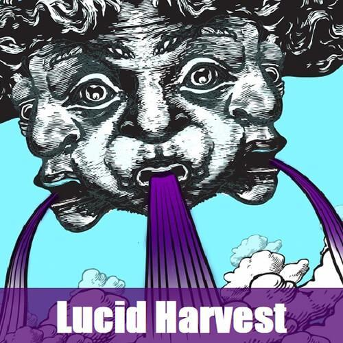 Lucid Harvest By King Of The Cloud