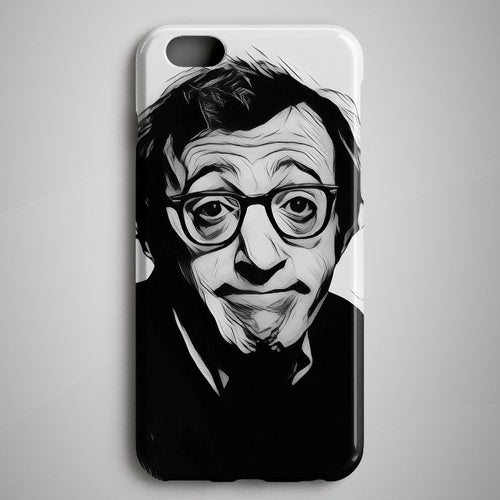 Woody Allen iPhone 8 Case Film Director Samsung