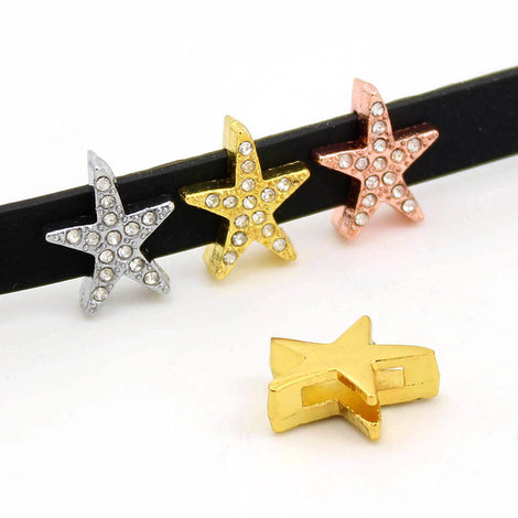 starfish slide charms 2