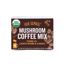 Load image into Gallery viewer, four sigmatic mushroom coffee