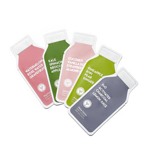 Raw Juice Facial Sheet Masks