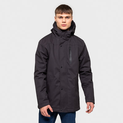 7443 RVLT PARKA JACKET GREY