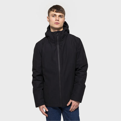 7631 PARKA JACKET BLACK