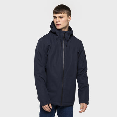 7631 PARKA JACKET NAVY