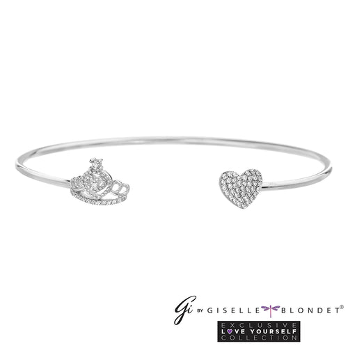 Love Yourself Bangle (For Girls)
