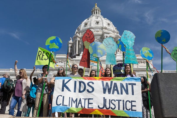 What Happens When a Youth Climate Group Sues the US Government?