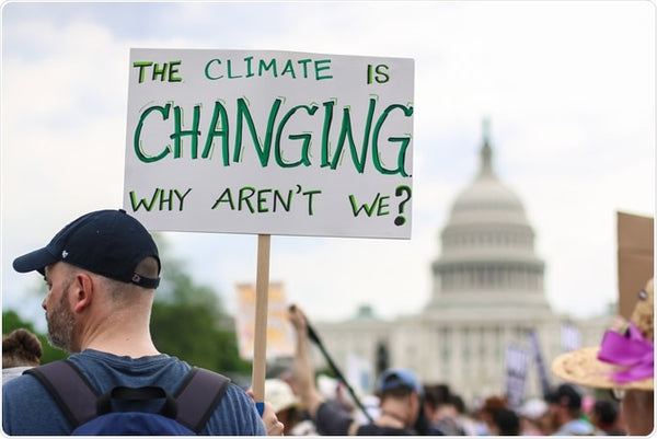 Episode 29: The Psychology of Climate Change with Molly Kawahata from Obama's Climate Policy Team