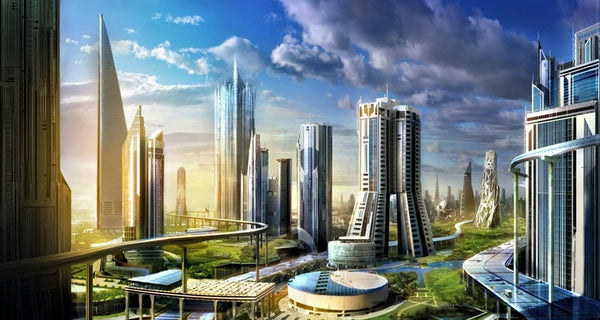"The Story Behind Saudi Arabia's $500 Billion ""City of the Future"", Neom"