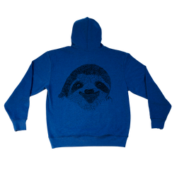 Brother Nature x Animalia Sloth Hoodie