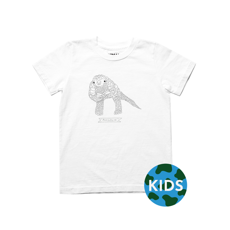 Pangolin Kid Tee