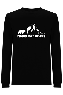 Proud Earthling / Biodegradable Tee