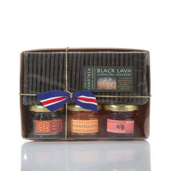 Black Crackers Giftset