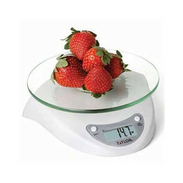 WHT 6.5lb Digital Food Scale