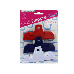 Medium Multi-Purpose Clip Set ( Case of 36 )