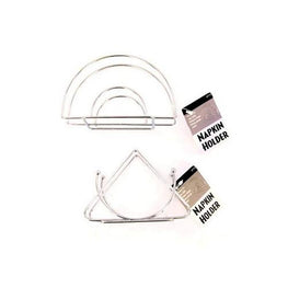 Wire Chrome Napkin Holder ( Case of 24 )
