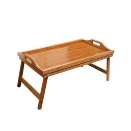 Bamboo Bed Tray with Folding Legs ( Case of 2 )