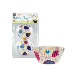 Happy Birthday Baking Cups ( Case of 48 )