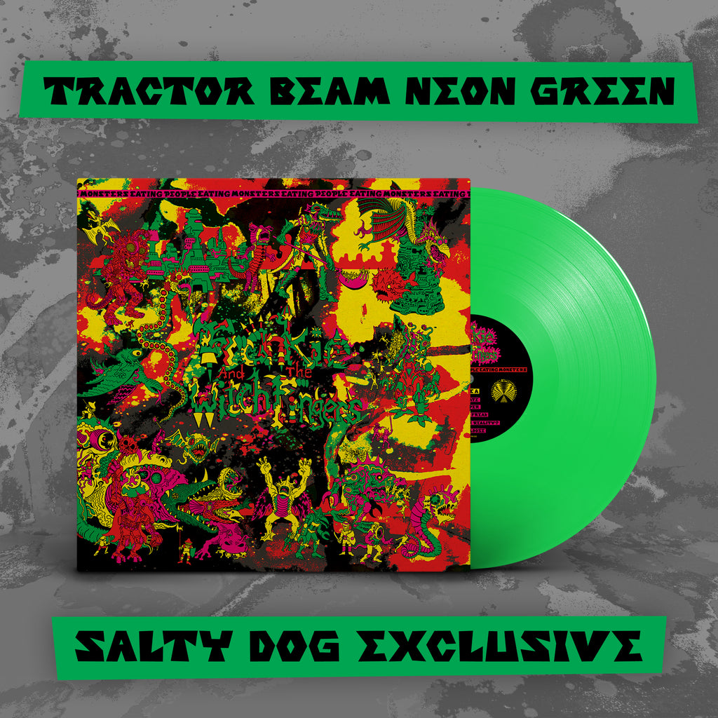 Fatwf Monsters Eating People Eating Monsters Pre Order Salty Dog Records