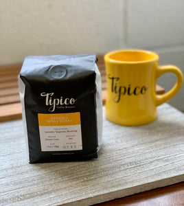 Tipico Whole Bean Coffee Bags