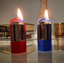 Load image into Gallery viewer, Xikar Meridian Triple Soft Flame Lighter