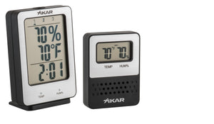 Xikar PuroTemp Wireless Digital Hygrometer