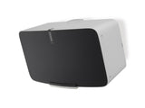 Angle Sample View FLEXSON Horizontal Wall Mount for Sonos PLAY:5 (Single, White)