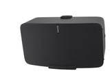 Front Sample View FLEXSON Horizontal Wall Mount for Sonos PLAY:5 (Single, Black)