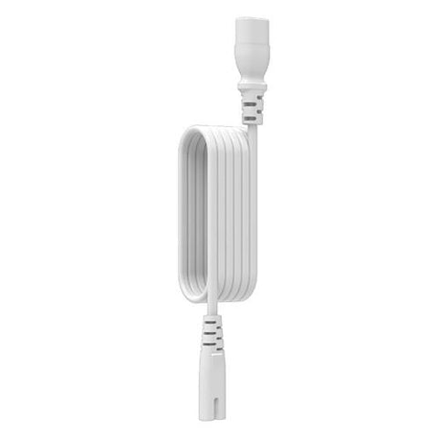Over View Flexson Straight Extension Cable for SONOS PLAY:3 & 5, PLAYBAR, and SUB (White, 9.84')