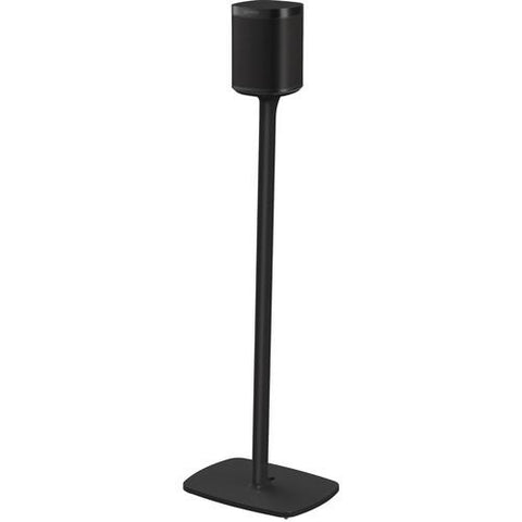 Sample View Flexson Floor Stand for Sonos One (Single, Black)