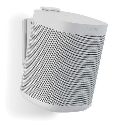 Single Sample View Flexson Wall Mount for SONOS One (Single, White)
