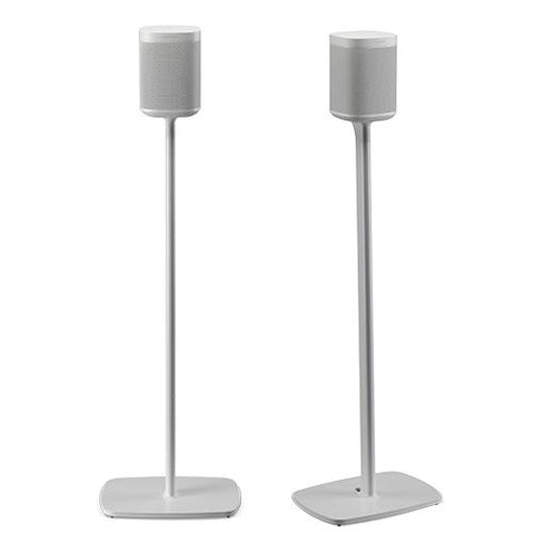 Pair Sample View Floor stand for SONOS One (Pair, White)