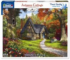 Jigsaw - Autumn Cottage