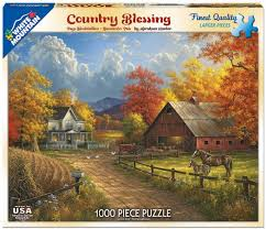 Jigsaw - Country Blessings 1000 pc