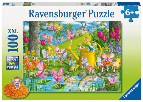 Jigsaw - Fairy Playland 100 pc