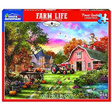 Jigsaw - Farm Life 1000 pc
