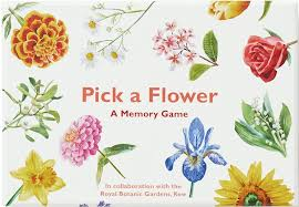 Pick a Flower: A Memory Game