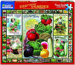 Everything For the Garden 1000 pc