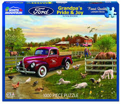 Jigsaw - Grandpa's Pride & Joy 1000 pc