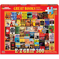 Jigsaw - Great Books 300 pc