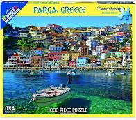 JIgsaw - Parga Greece 1000 pc