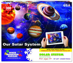 Jigsaw - Solor System 300 pc