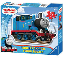 Floor Puzzle - Thomas The Tank Engine 24 pc