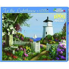 Jigsaw - To the Lighthouse 1000 pc