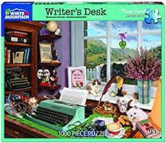 Jigsaw - Writer's Desk