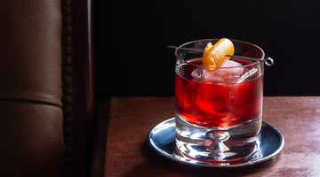 Lapsang Souchong Japanese Highball Recipe