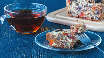 Bombay Chai Fruit Cake Recipe